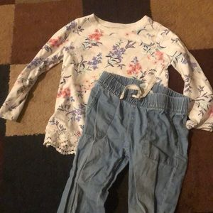 3t Carter's outfit